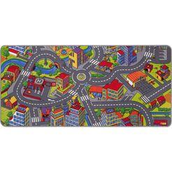 kindervloerkleed, andiamo, »straat«, getuft multicolor