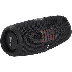 jbl bluetoothluidspreker charge 5 portabler waterdicht zwart