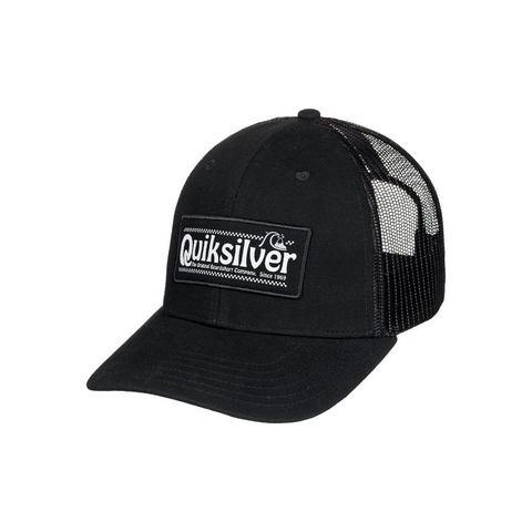 NU 20% KORTING: Quiksilver trucker-cap Big Rigger
