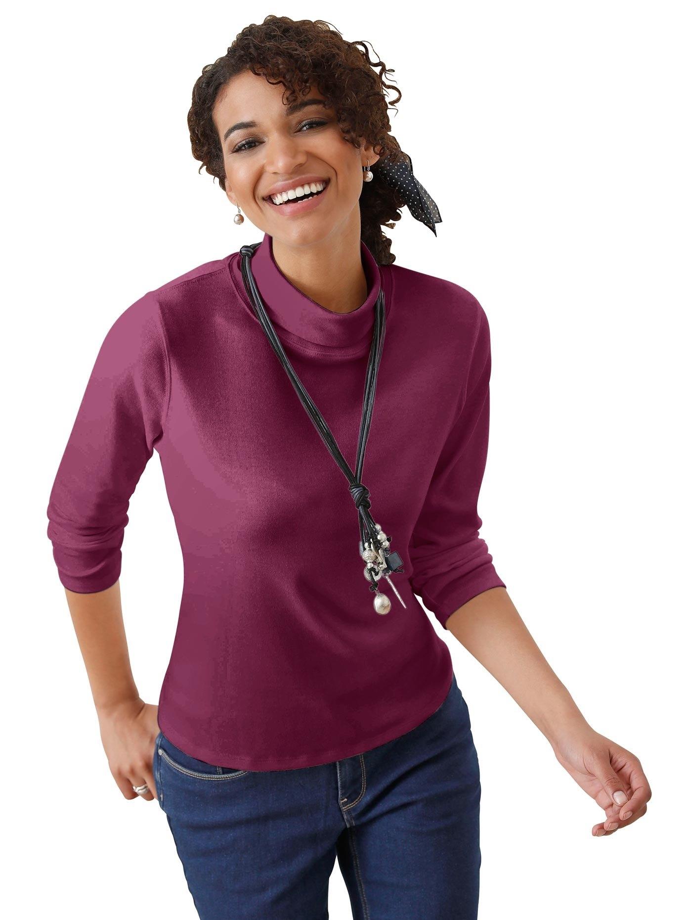 Casual Looks colshirt nu online kopen bij OTTO