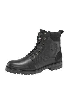 pantofola d´oro hoge veterschoenen ponzano uomo high zwart