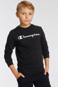 champion sweatshirt crewneck sweatshirt zwart
