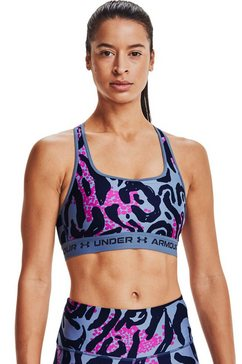 under armour sport-bh ua crossback mid print multicolor