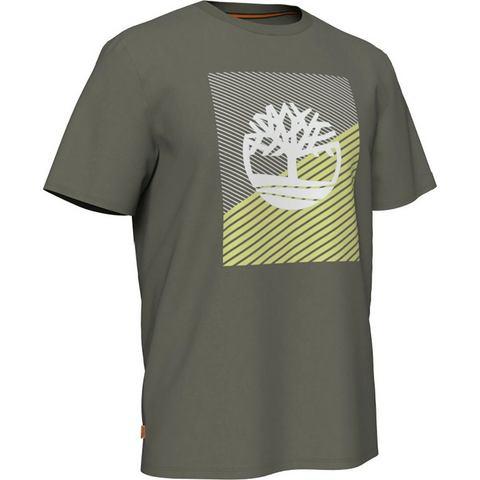 Timberland shirt met print