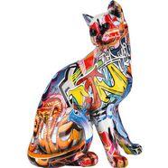 gilde decoratief figuur »gilde figur pop art katze« multicolor