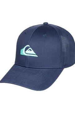 quiksilver snapback cap »decades« blauw