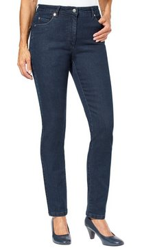 ambria jeans in five-pocketsmodel blauw