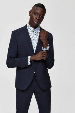selected homme jasje »logan blazer« blauw