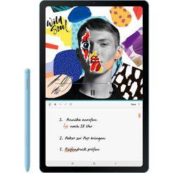 samsung »galaxy tab s6 lite« tablet blauw