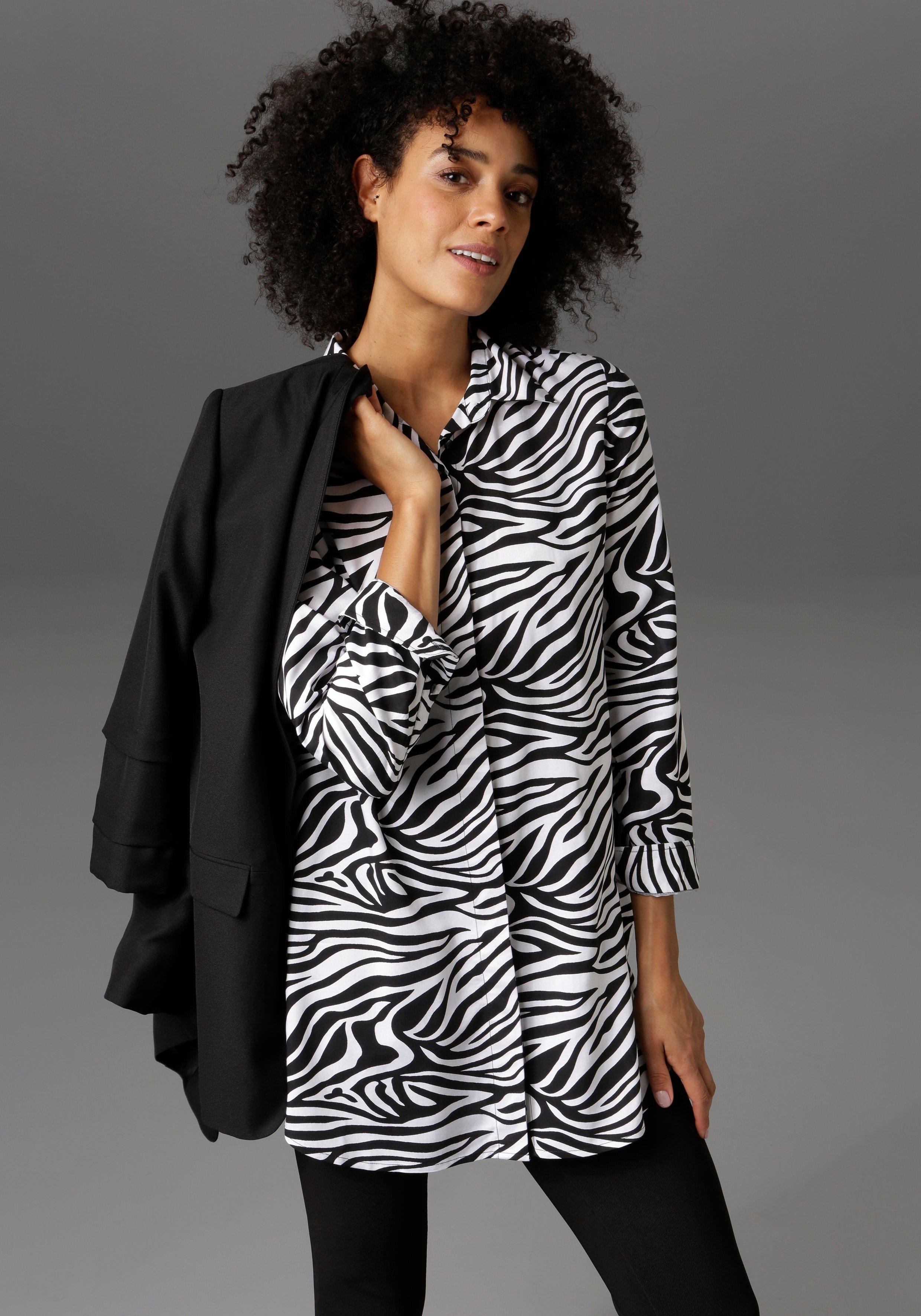 Aniston CASUAL lange blouse voordelig en veilig online kopen