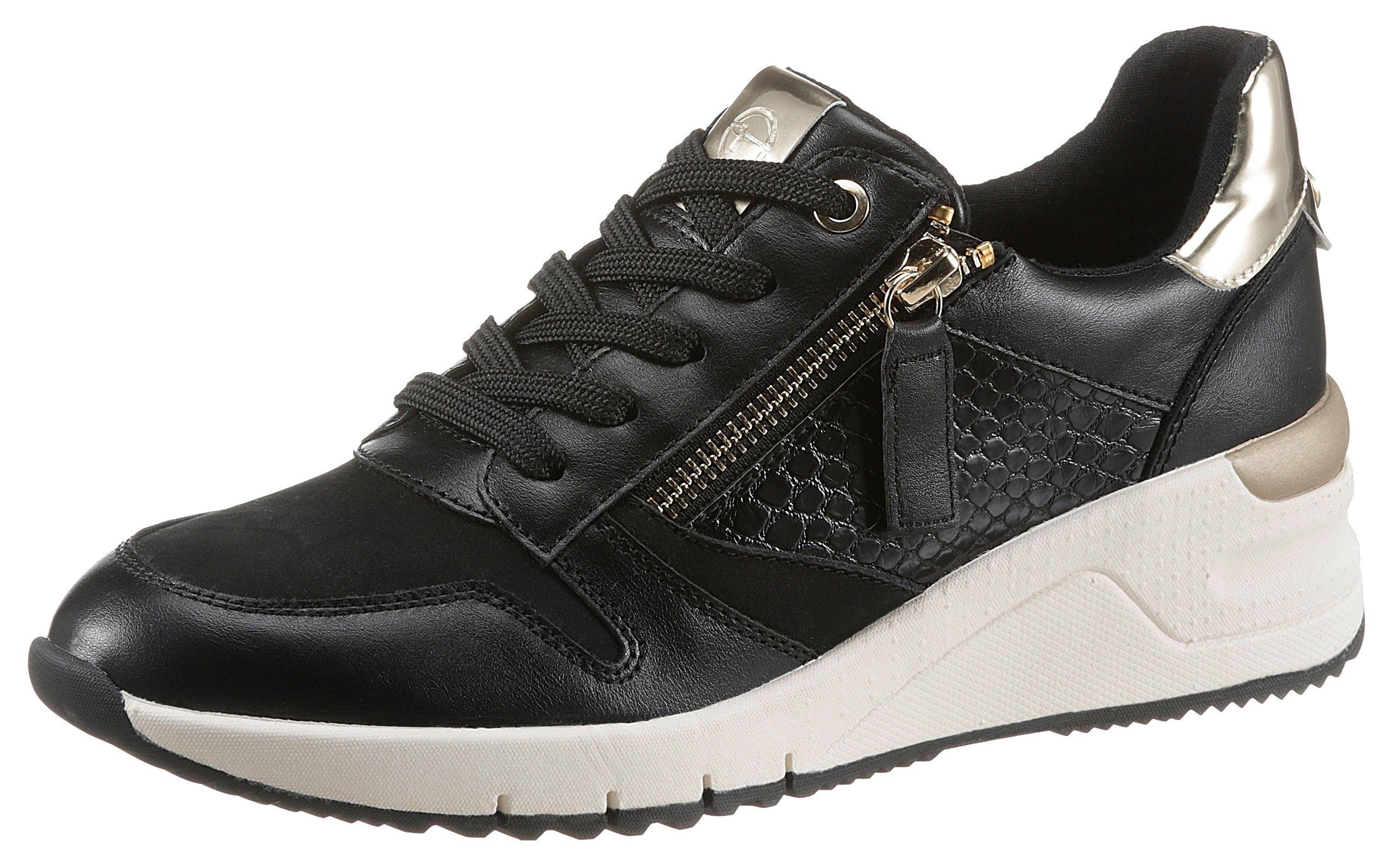 Tamaris sneakers met sleehak Rea online kopen op otto.nl