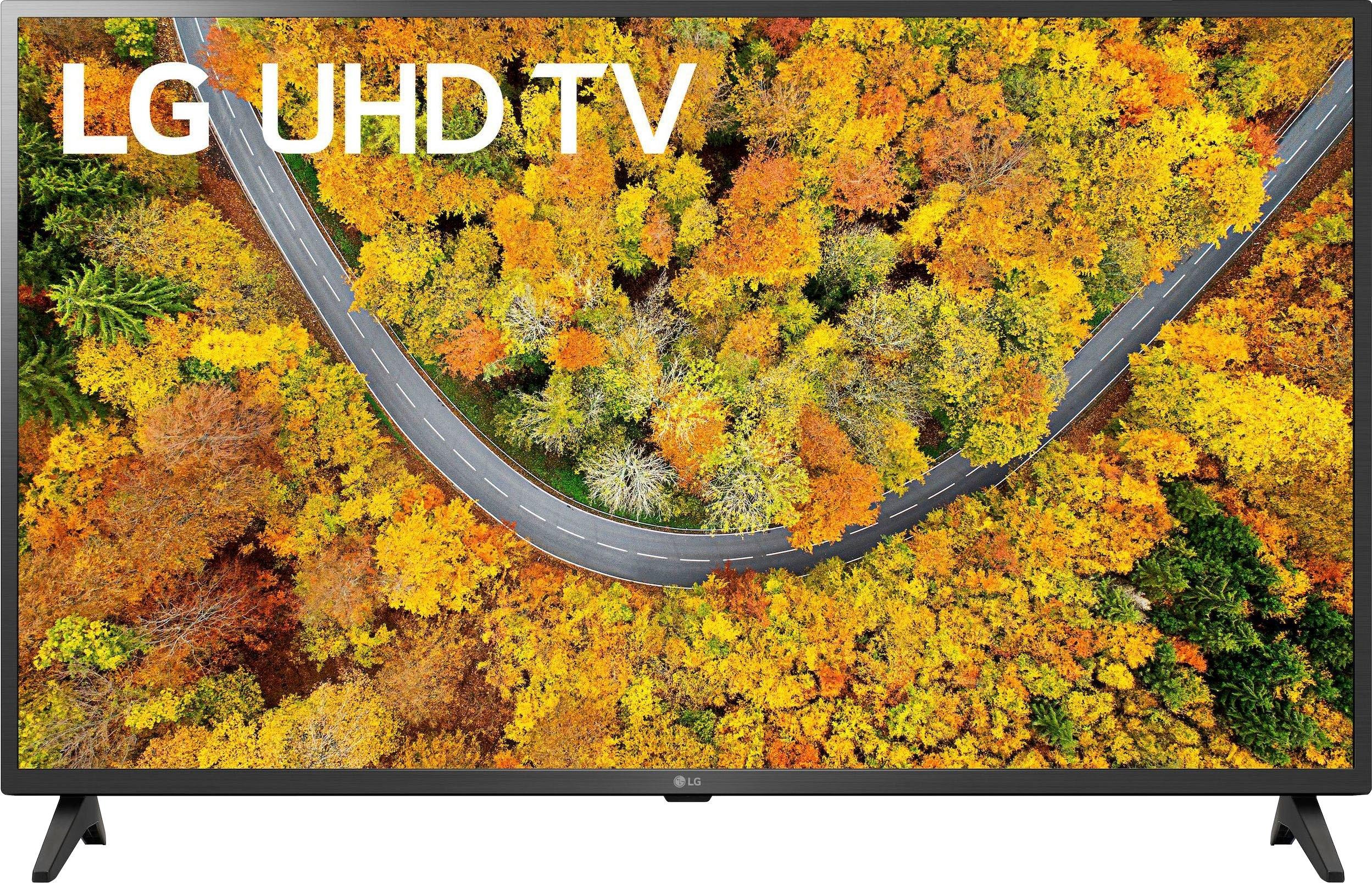 LG LCD-LED-TV 43UP75009LF, 108 cm / 43