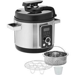wmf »lono 8-in-1« multi-cooker zilver