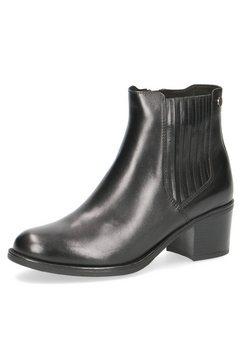 caprice chelsea-boots zwart