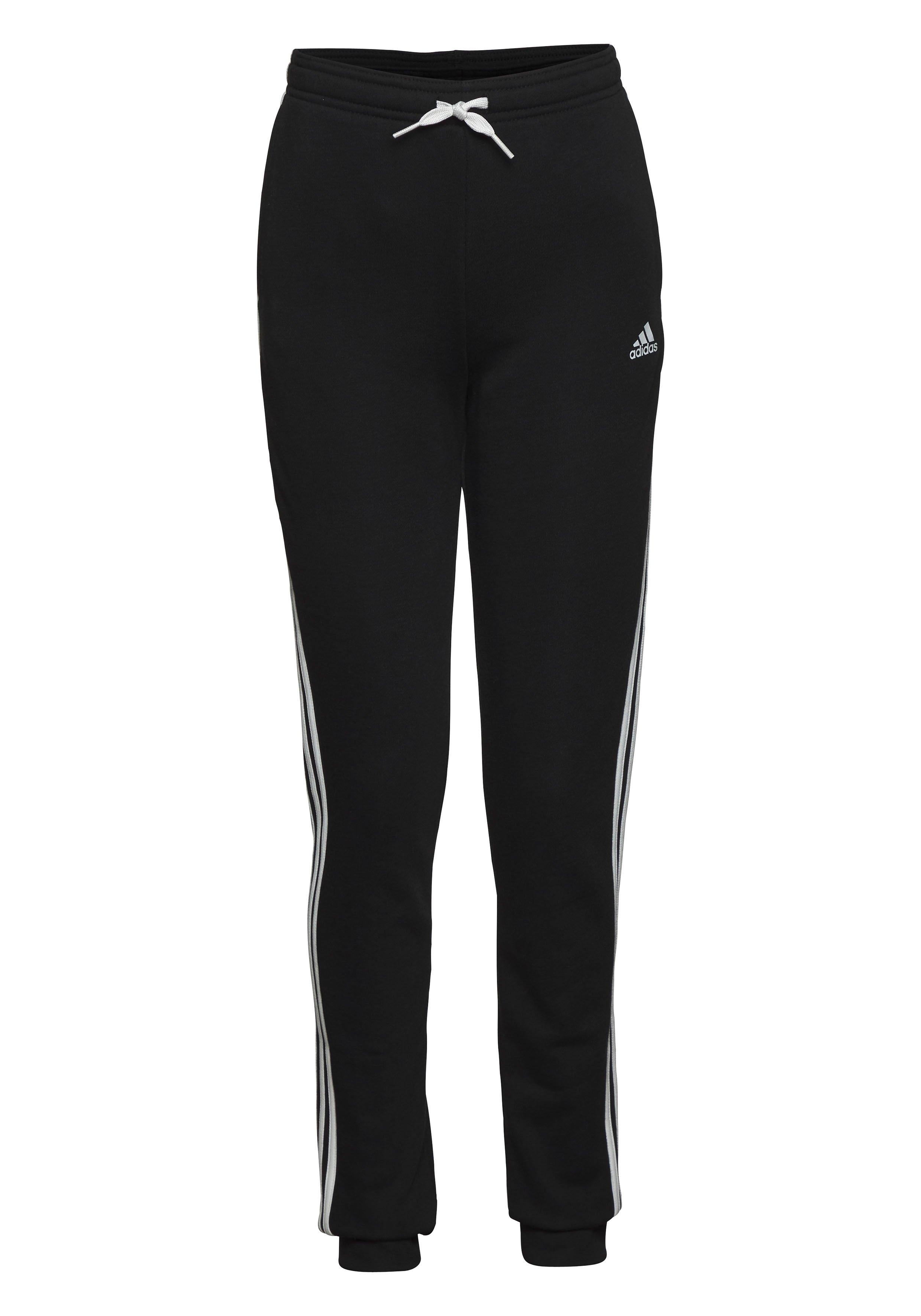 adidas Performance joggingbroek »ADIDAS ESSENTIALS 3-STREIFEN FRENCH TERRY« nu online kopen bij OTTO