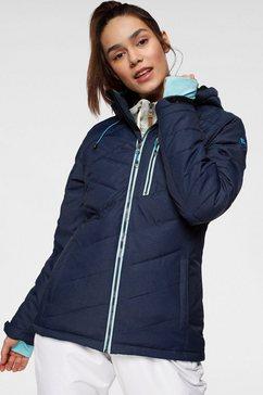 killtec ski-jack blauw