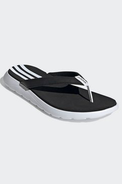 adidas badslippers comfort flip flop zwart