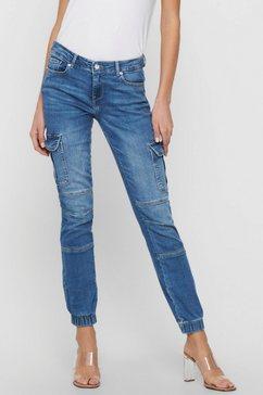 only cargo jeans »onlmissouri life« blauw