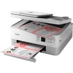canon all-in-oneprinter pixma ts7451 wit