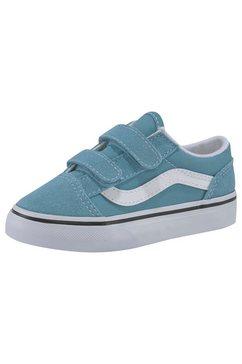 vans sneakers old skool blauw