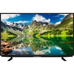 "grundig led-tv 55 voe 71 - fire tv edition trh000, 139 cm - 55 "", 4k ultra hd, smart-tv zwart"