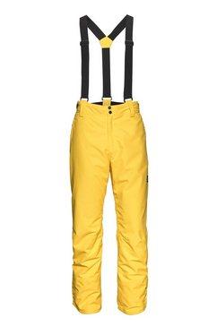 brunotti skibroek »jiro« geel