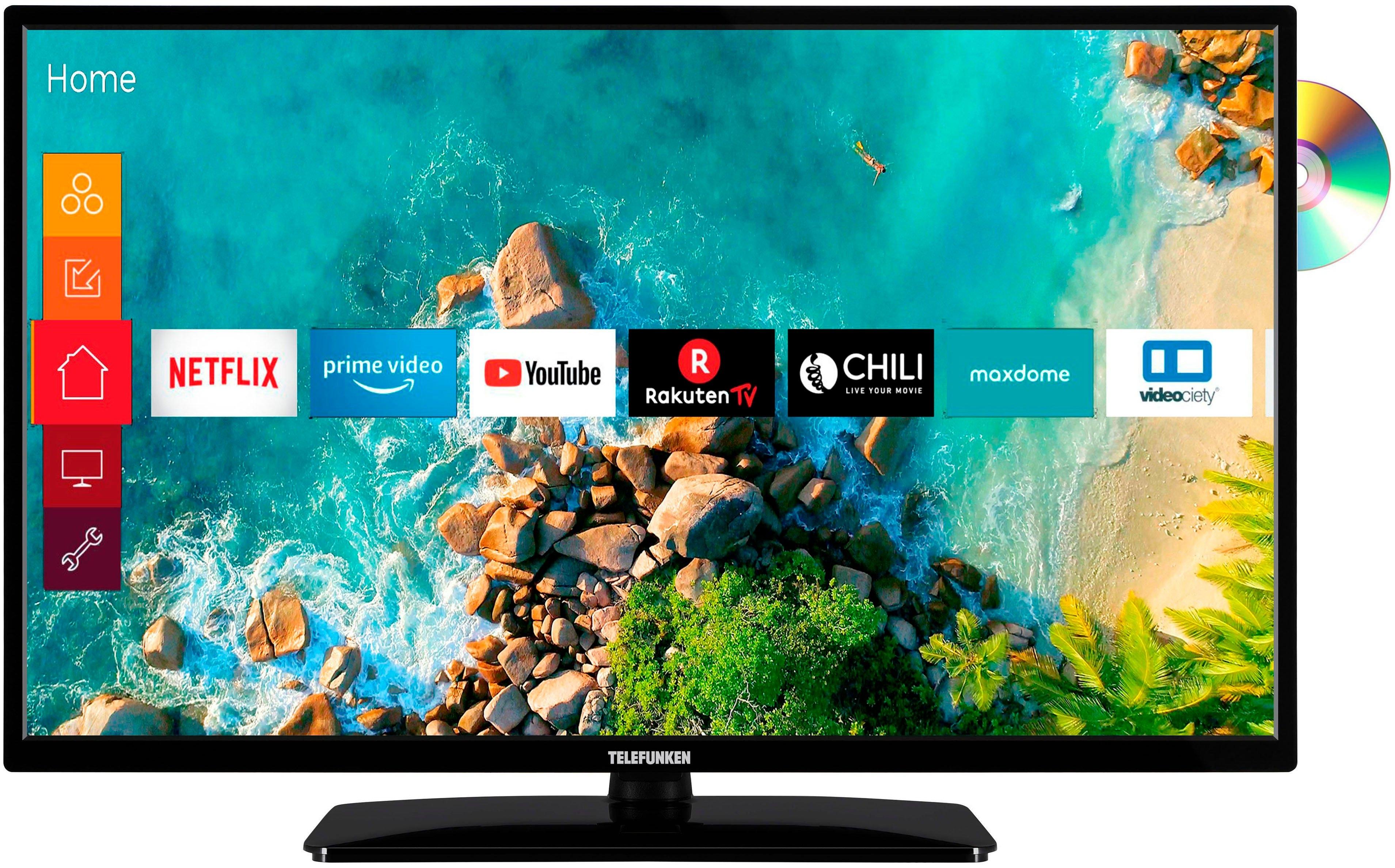 Telefunken LED-TV D32H550M4CWD, 80 cm / 32