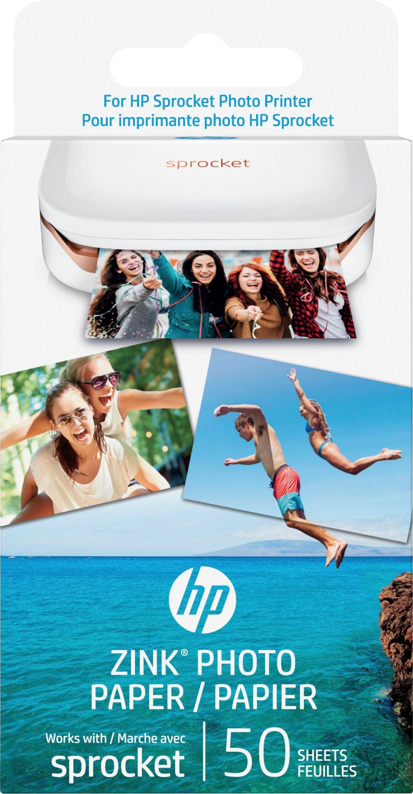 HP fotopapier 1DE39A HP Sprocket (set) veilig op otto.nl kopen