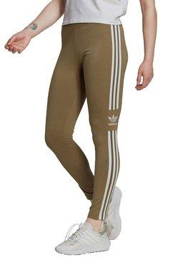 adidas originals legging trefoil adicolor originals compression womens groen