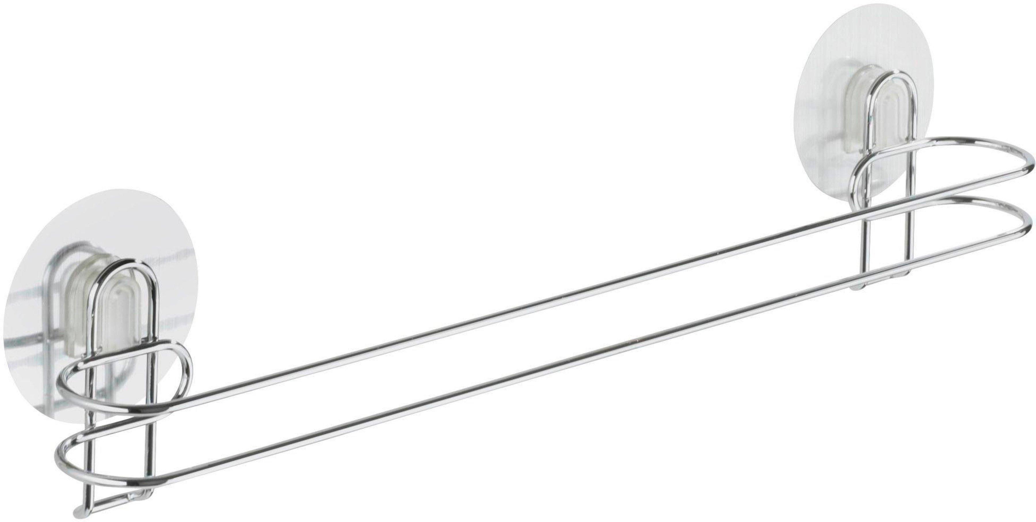 WENKO handdoekhouder Osimo Static-Loc, zonder boren voordelig en veilig online kopen