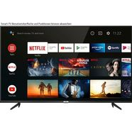 tcl »50p616« led-tv zwart