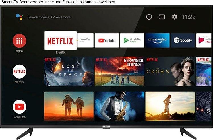 TCL »50P616« LED-TV nu online kopen bij OTTO