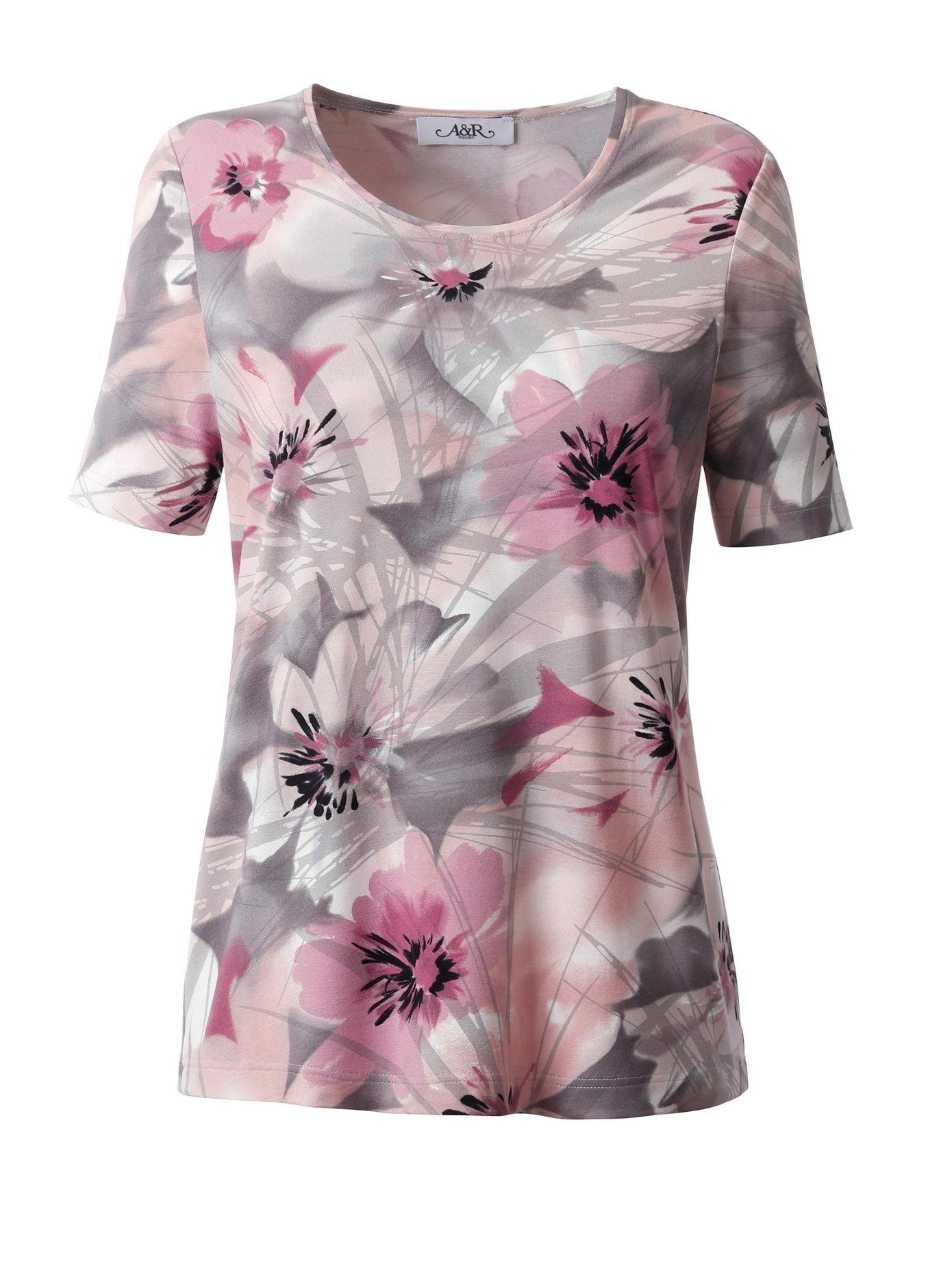 Lady shirt met ronde hals nu online kopen bij OTTO