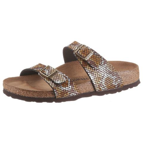 NU 21% KORTING: Birkenstock slippers SYDNEY PYTHON