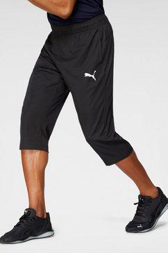 puma sportbroek »active woven 3-4 pants« zwart