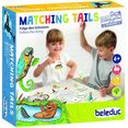 beleduc spel matching tails multicolor