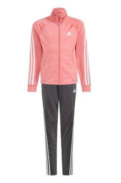 adidas performance trainingspak 3-stripes team primegreen roze
