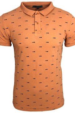 rusty neal t-shirt oranje