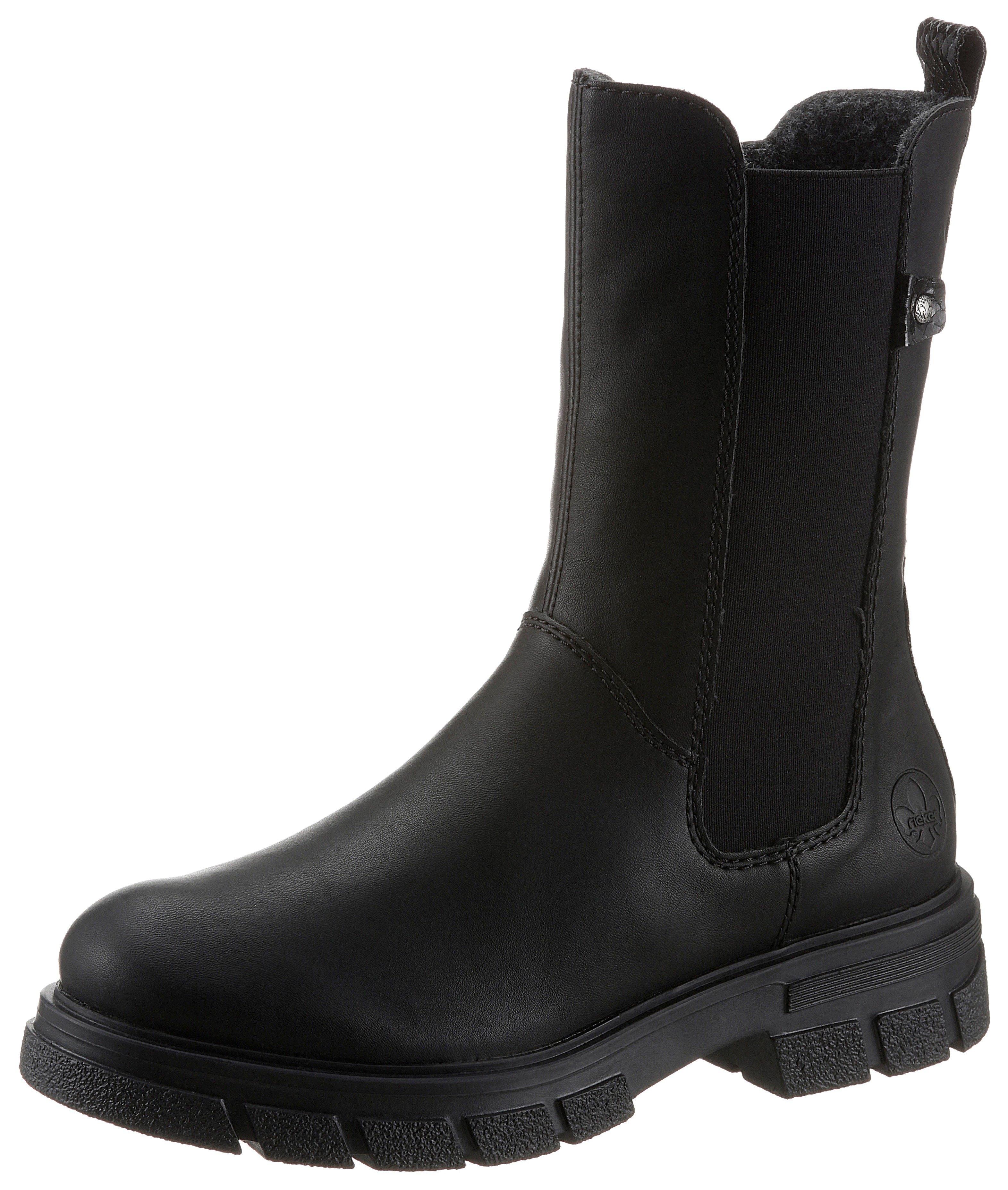 Rieker Chelsea-boots met brede stretchinzet online kopen op otto.nl
