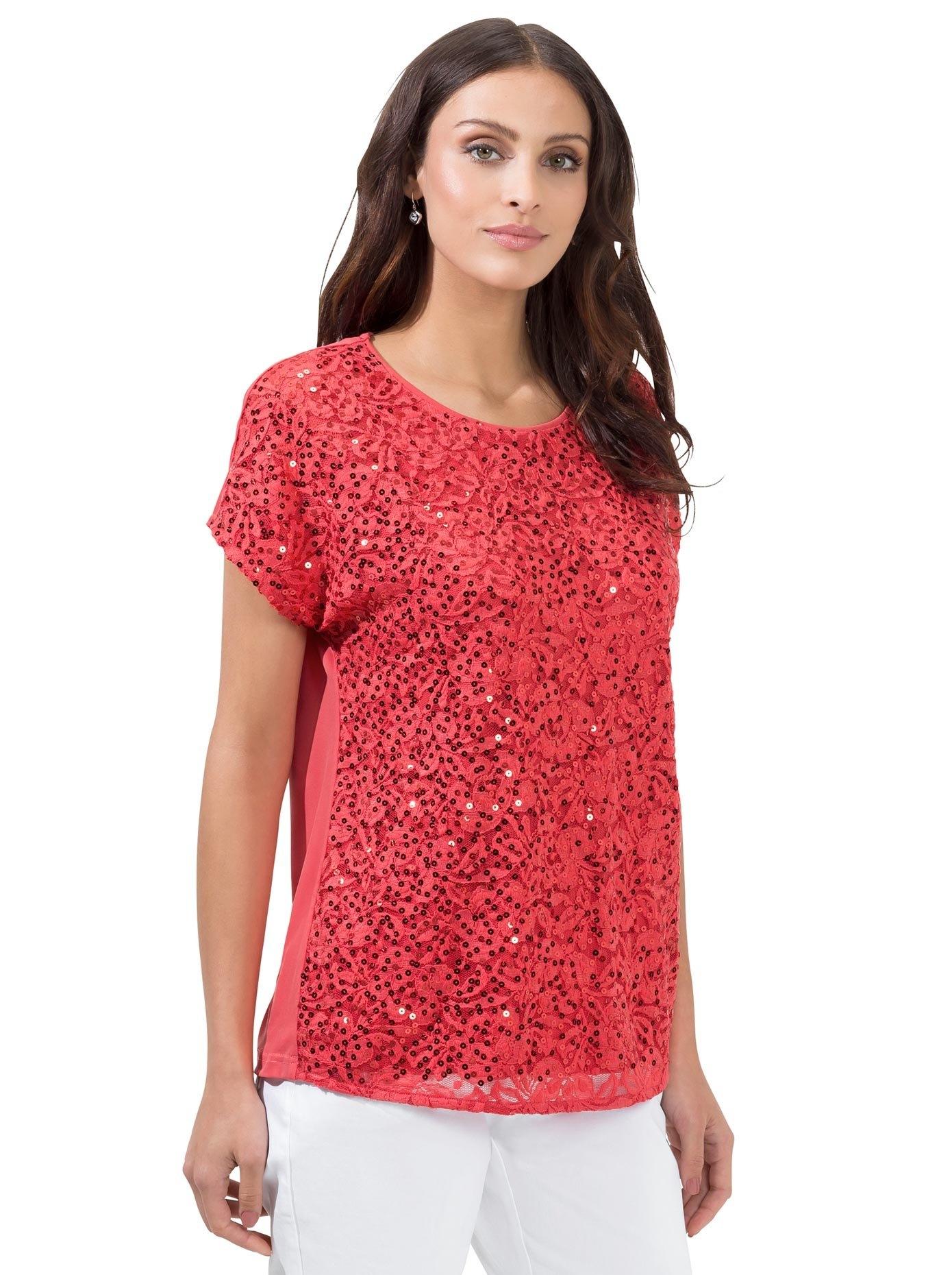 Lady kanten shirt bij OTTO online kopen