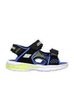skechers kids sandalen »e-ii sandal« blauw