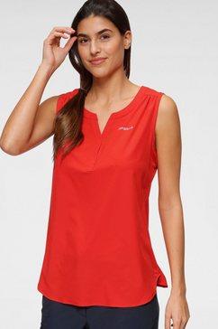 icepeak functioneel shirt »boligee« rood