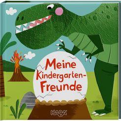 haba boek vriendenboekje dino's – meine kindergarten-freunde multicolor