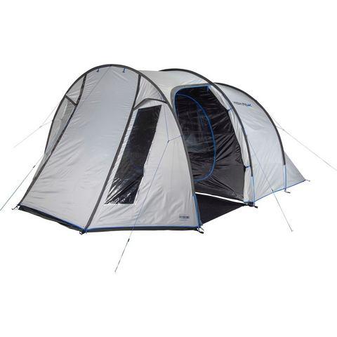 High Peak tunneltent tent Ancona 5.0, 4 Personen (met transporttas)