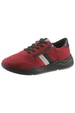 jana sneakers rood