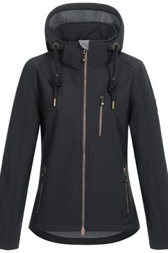 deproc active softshell-jack »peak creek women«