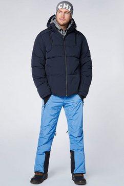chiemsee skibroek 10.000 mm waterkolom blauw