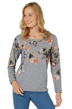 classic inspirationen sweatshirt grijs