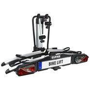 eufab fietsendrager »bike lift« zilver