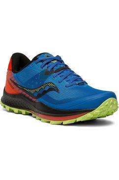 saucony runningschoenen peregrine 11 blauw